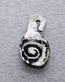 Visuljak, Spirala, srebro