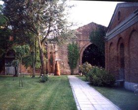 Drvo, Vavilonska kula,  Venecija, Italija