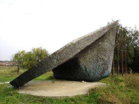 Raonik, Spomenik u Zrenjaninu, Bagljaš